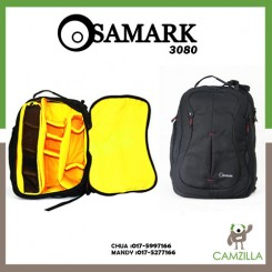 SAMARK 3080 PROFESIONAL CAMERA BACKPACK