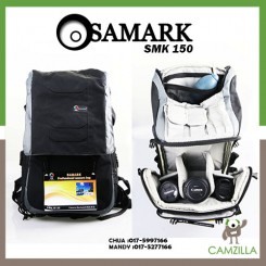 SAMARK SMK 150 PROFESIONAL CAMERA BAG
