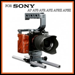 Sevenoak SK-A7C1 Profession Cage Kit for Sony A7 A7S A7R A7II A7RII A7SII Cameras