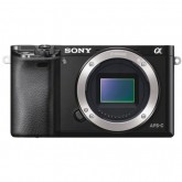 SONY Alpha α6000 E-mount Mirrorless Camera Body only ( White / Graphite Gray / Silver / Black )