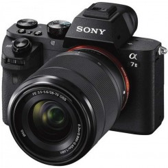 Sony Alpha α7 II Full Frame Mirrorless Camera + 28-70mm Zoom Lens