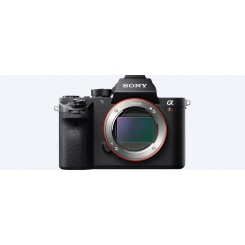 Sony Alpha α7R II back-illuminated full-frame Mirrorless Camera Body only