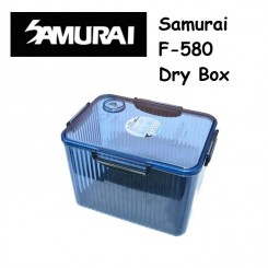 Samurai F-580 Dry Box ( option color : red and blue )