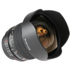 Samyang 14mm f/2.8 AE (Auto Exposure) IF ED UMC Aspherical (Nikon Mount)