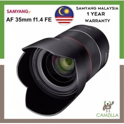Samyang AF 35mm F1.4 FE Lens for Sony E