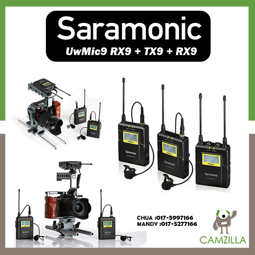 uwmic9 rx9 tx9 tx9 96 channel digital uhf wireless lavalier microphone system with 2 bodypack. Black Bedroom Furniture Sets. Home Design Ideas