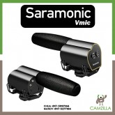Saramonic VMIC Super-Cardioid Shotgun Condenser Video Microphone for DSLR Cameras