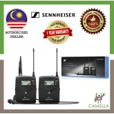 Sennheiser EW 112P G4 Camera-Mount Wireless Omni Lavalier Microphone System