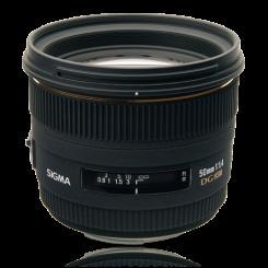 Sigma 50mm F1.4 EX DG HSM for Canon EOS