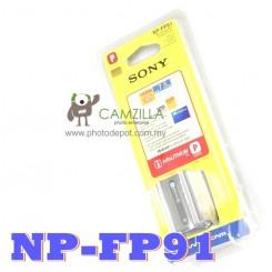 NP-FP91 Li-ion Battery 2700mAh NP-FP90 NPFP90 NPFP91 For Sony DCR-DVD405 DCR-DVD505 DCR-DVD305 DCR-DVD205 DCR-HC21 DCR-HC20