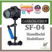 Stabilizer SF-04 Carbon Fiber Handheld Stabilizer  With Bag