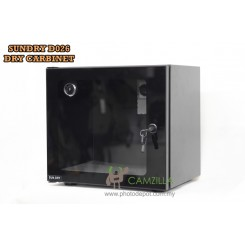 New Sundry D026 Dry Cabinet for Digital DSLR Camera Lens