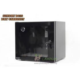 New Sundry D026 Dry Cabinet for Digital DSLR Camera Lens