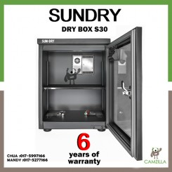 SUNDRY S30 23L DRY CABINET