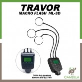 Travor ML-3D magic ELF LED macro Flash 18