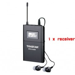 Takstar WTG-500R Receiver for WTG-500 Wireless Acoustic Transmission System