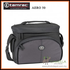 Tamrac 3350 AERO 50 DSLR Camera Bag - Black / Gray