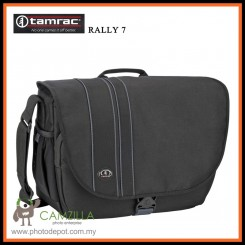 Tamrac 3447 Rally 7  DSLR Camera / Laptop Bag (Black)