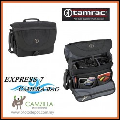 Tamrac 3537 Express 7 DSLR Camera Bag - Black