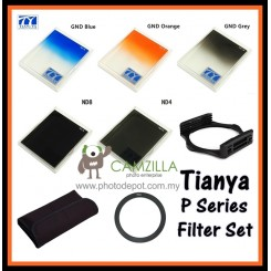 Tianya 8pcs Square Filter Set (Similar to Cokin P-series Filter)