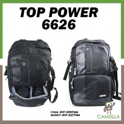 TOP POWER 6626 CAMERA BAG