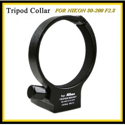 Camzilla Tripod Mount Ring / Collar for Nikon Af-S 80-200mm F/2.8D