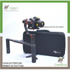 USED FEIYU A2000 GIMBAL STABILIZER WITH DUAL HANDLE