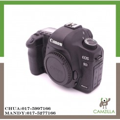 USED CANON 5D MARK II BODY SC:30K