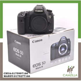 USED CANON 5D MARK III BODY SC:50K