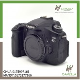 USED CANON 60D BODY SC:15K+BATTERY GRIP