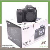 USED CANON 6D MARK II SC:5K