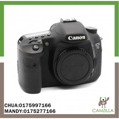(USED)CANON 7D BODY SC:51K  *GOOD CONDITION