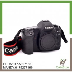 USED CANON 5D MARK II BODY SC:51K