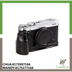 USED FUJIFILM X-E1 BODY WITH HAND GRIP