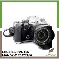 USED FUJIFILM XT1 BODY WITH FUJINON XC 16-50mm 1:3.5-5.6 OIS II