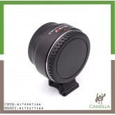USED VILTROX MOUNT ADAPTER EF-NEXIII  CANON TO EMOUNT