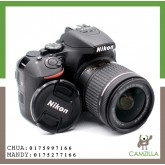 USED NIKON D5600 BODY WITH NIKON KIT LENS SC:5K