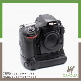 USED NIKON D800 BODY SC:35k come with battery grip
