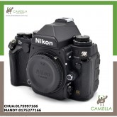 USED NIKON Df BODY(BLACK) SC-40K