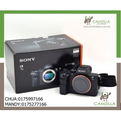 (USED)SONY A7 II BODY