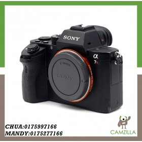 USED SONY A7RII BODY