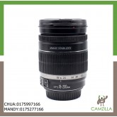 USED CANON LENS EF-S 18-200mm 1:3.5-5.6 IS