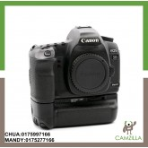 USED CANON 5D MARK II BODY SC:55K WIT ORI BATTERY GRIP