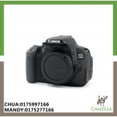 (USED)CANON 650D BODY SC :14K *GOOD CONDITION