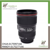USED CANON LENS EF 16-35mm 1:4 L IS USM