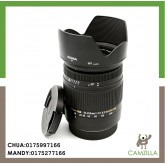 USED SIGMA LENS 18-200mm 1:3.5-6.3 HSM DC for CANON