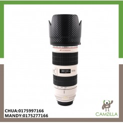 USED CANON LENS EF 70-200mm F2.8 IS USM L II