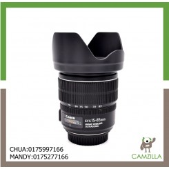 USED CANON LENS EF 36-35mm 1:4 L IS USM