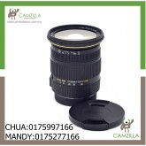 USED SIGMA DC LENS 17-50mm 1:2.8 EX HSM FOR CANON