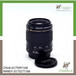 (USED)CANON LENS EF 80-200mm 1:4.5-5.6